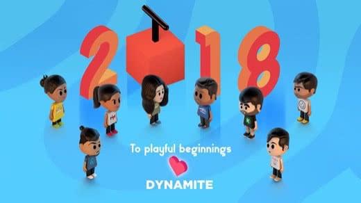 DYNAMITE DESIGN   Work